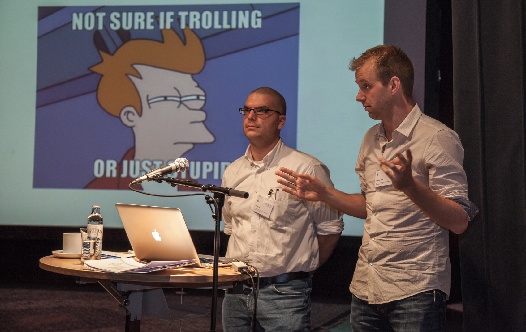 1st Berlin Colloquium – Data Privacy and Battle Trolls