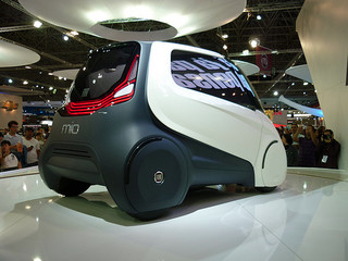 Fiat Mio, Image source and license: Flickr, User