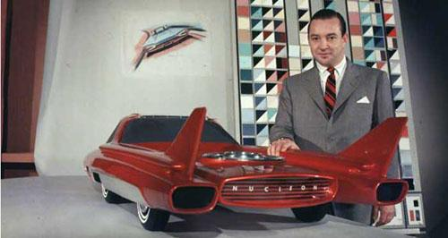 Ford Nucleon 1958 — Nuclear powered car