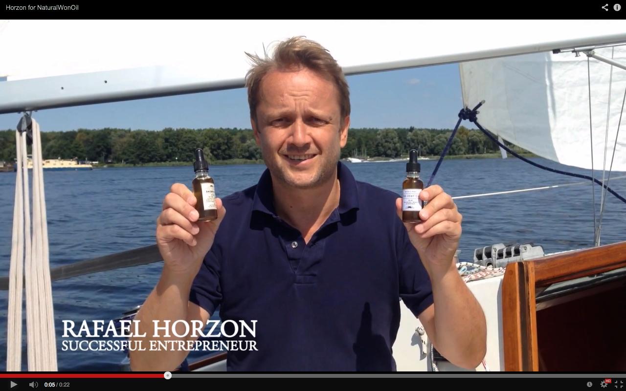 Rafael Horzon – most successful entrepreneur