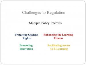 Eine mögliche Regulierung muss die Balance halten zwischen den Datenschutz-Rechten der Lernenden und Innovation. (Quelle: Yoni Har Carmel)
