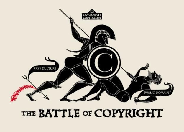 Der Kampf ums EU-Urheberrecht