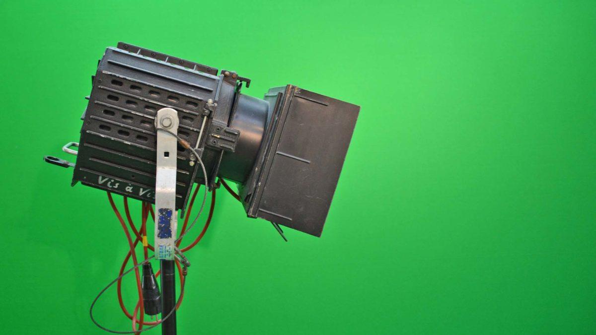 professionelles Videostudio