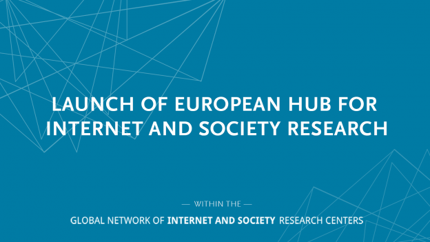European Hub for Internet and Society launched