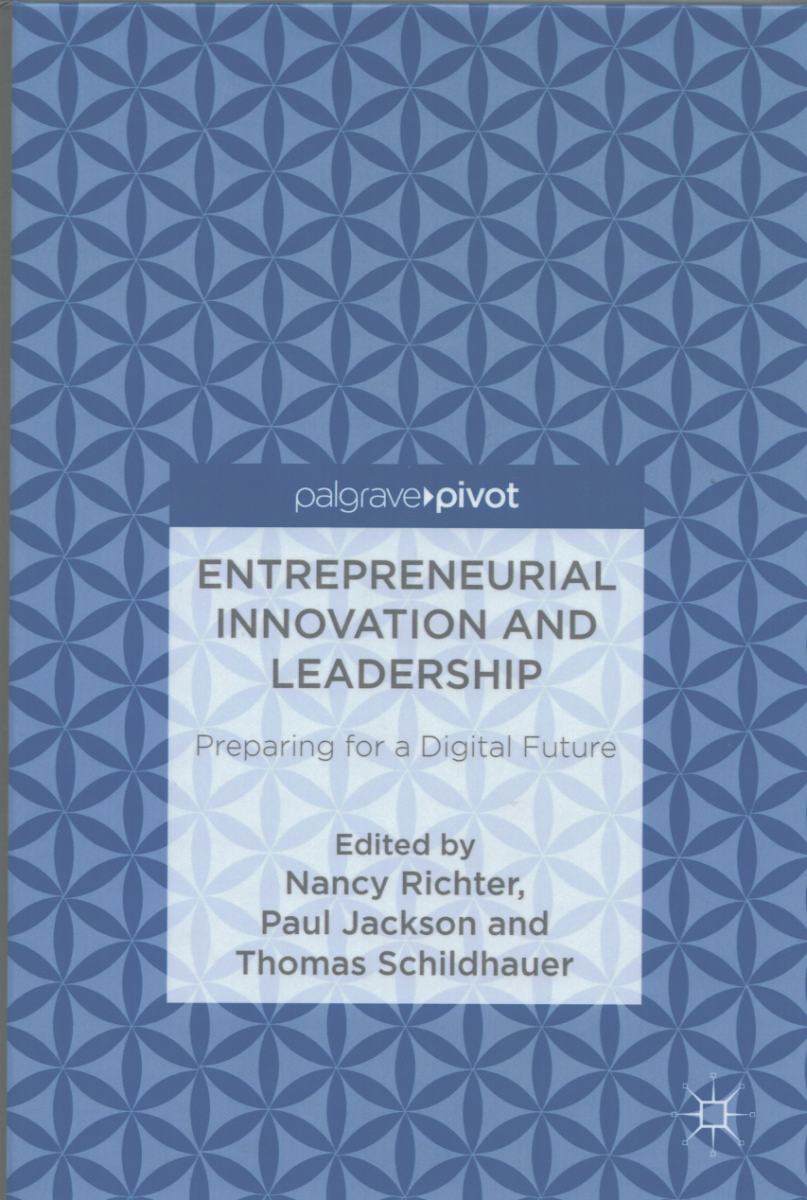 Entrepreneurship and Innovation book thomas schildhauer 1