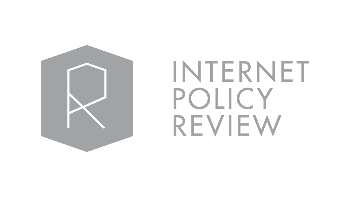 Internet Policy Review Logo