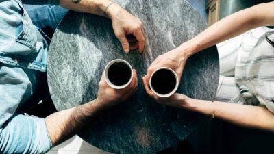 People drinking coffee |HIIG Science Blog
