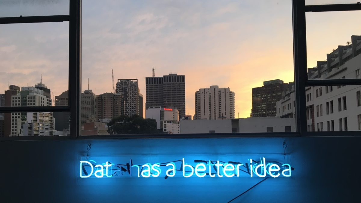 Data has a better idea |HIIG