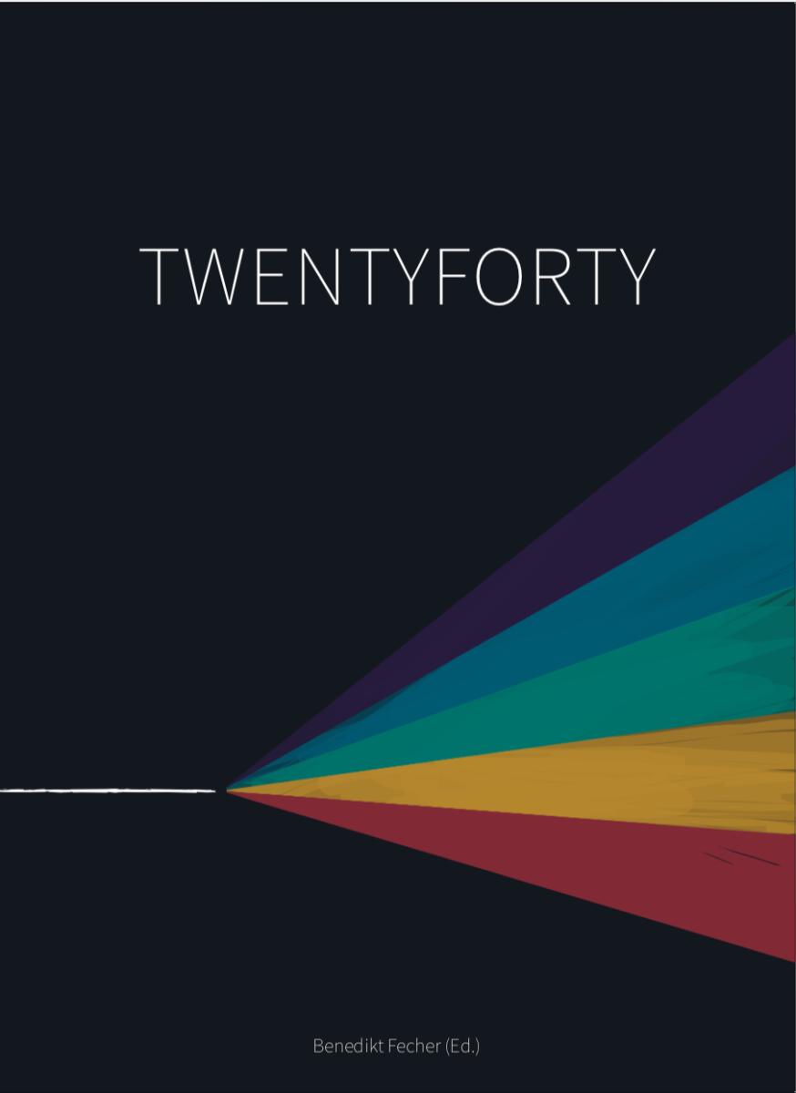 twentyforty – Book cover