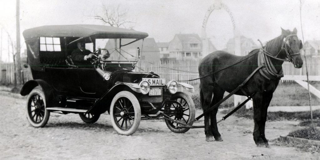Let's invent cars – not just faster horses.
