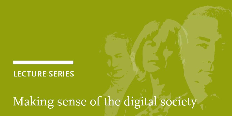 Manuel Castells eröffnet prominent besetzte Redenreihe zur digitalen Gesellschaft