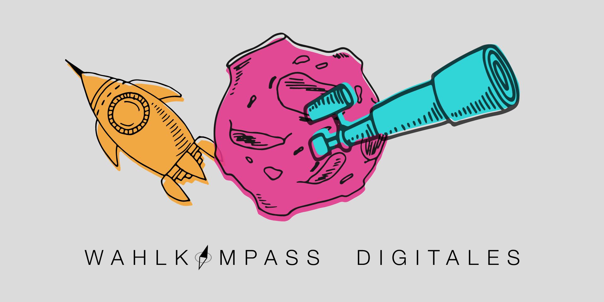 Wahlkompass Digitales 2021
