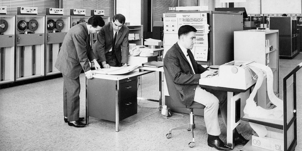 S477 IMB Datenverarbeitung 1968